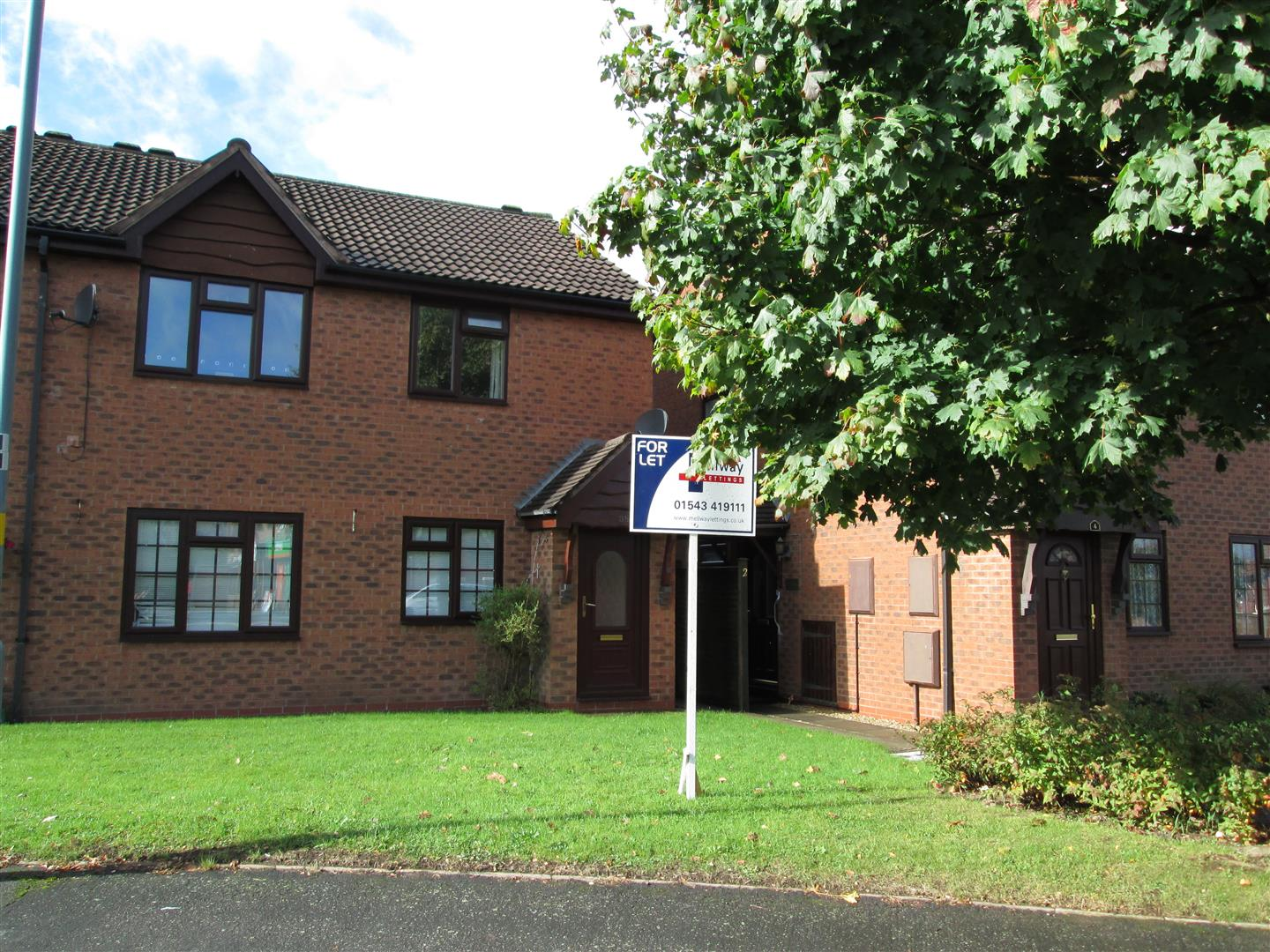 Bishops Way, Four Oaks, Sutton Coldfield